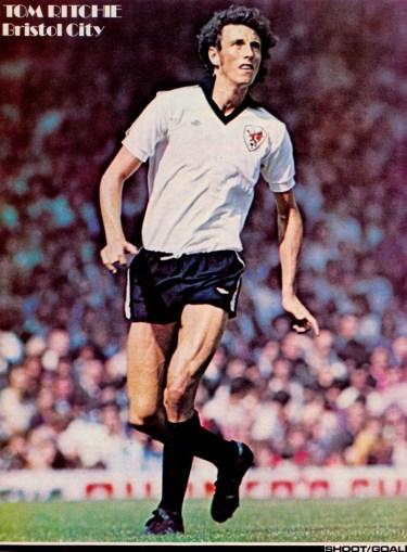 Tom Ritchie, Bristol City 1977