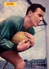 Vic Rouse, Crystal Palace 1961