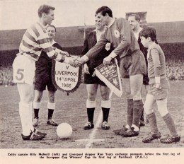 Celtic v Liverpool, 1966