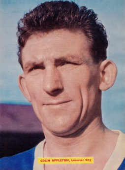 Colin Appleton, Leicester City 1961