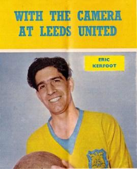 Eric Kerfoot, Leeds United 1958