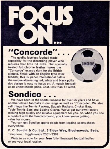 Sondico 1971