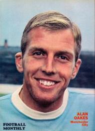 Alan Oakes, Man City 1969
