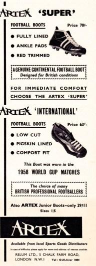 Artex 1958