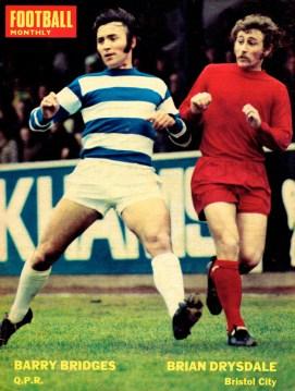 Barry Bridges, QPR 1970