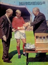 Bobby Charlton, Man United 1966