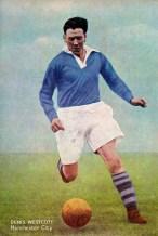 Denis Westcott, Man City 1951