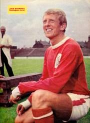 John Barnwell, Nottingham Forest 1966
