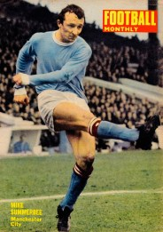 Mike Summerbee, Man City 1969