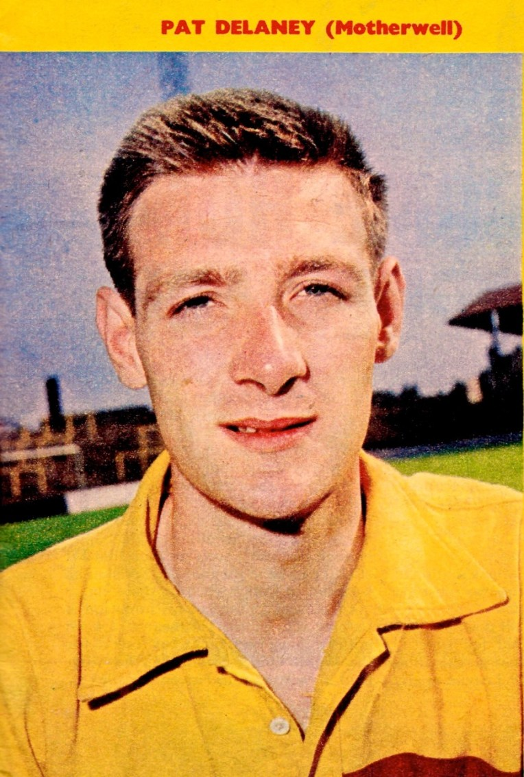 Pat Delaney, Motherwell 1966