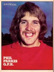 Phil Parkes, QPR 1974