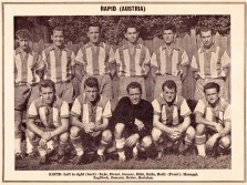 Rapid Vienna 1960