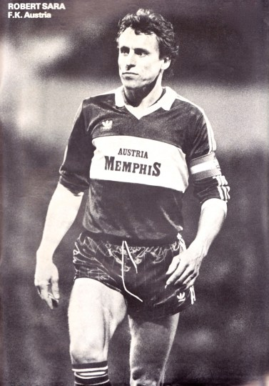Robert Sara, FK Austria Vienna 1984