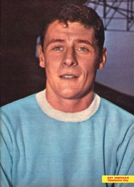 Roy Cheetham, Man City 1964