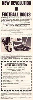 Super Boots 1970