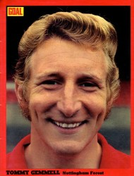 Tommy Gemmell, Nottingham Forest 1972