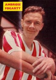 Ambrose Fogarty, Sunderland 1960