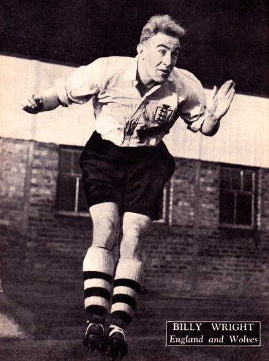 Billy Wright, Wolves 1951 (2)
