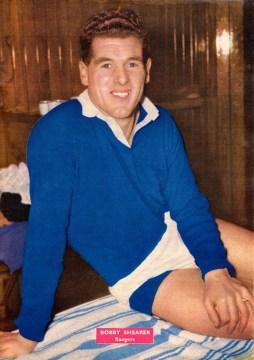 Bobby Shearer, Rangers 1959