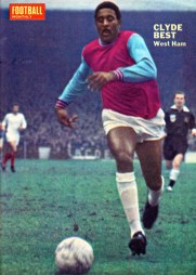 Clyde Best, West Ham 1970