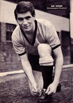 Des Horne, Wolves 1960