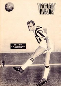 Don Howe, WBA 1959