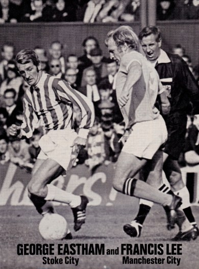 George Eastham, Stoke City 1970