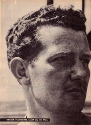 Graham Vearncombe, Cardiff City 1963