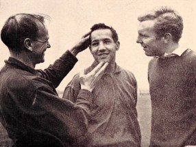 Greenwood, Bovington and Moore, West Ham 1963