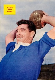 Harry Davis, Rangers 1959