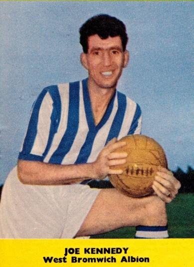 Joe Kennedy, WBA 1960