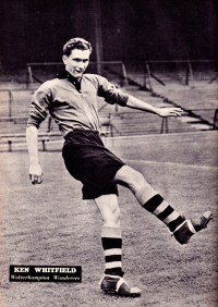 Ken Whitfield, Wolves 1951