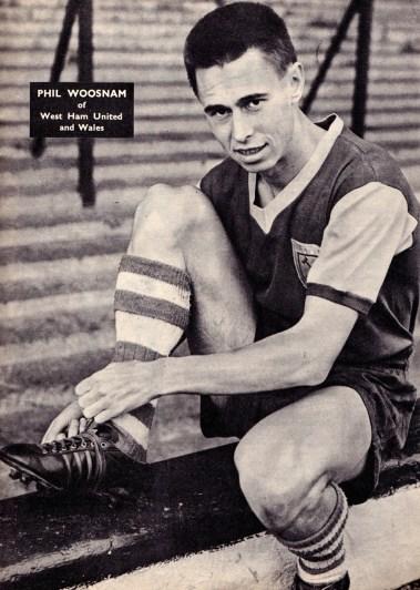Phil Woosnam, West Ham 1960