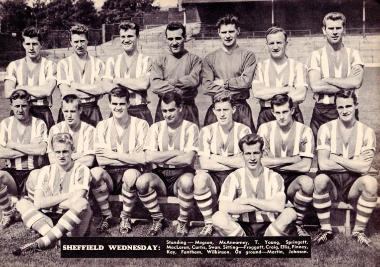 Sheffield Wednesday 1960