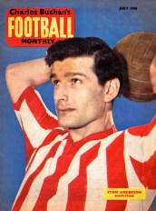Stan Anderson, Sunderland 1961