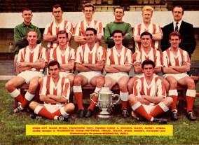 Stoke City 1963