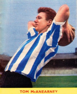 Tom McAnearney, Sheffield Wednesday 1959