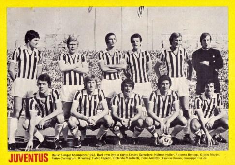Juventus 1972