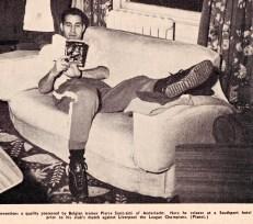 Pierre Sinibaldi, Anderlecht 1964