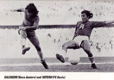 Salguero and Sotero, 1979