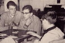 Paul Van Himst and Jef Jurion