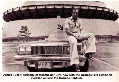 Dennis Tuert, New York Cosmos 1978