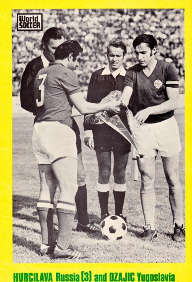 Dragan Dzajic, Yugoslavia 1968