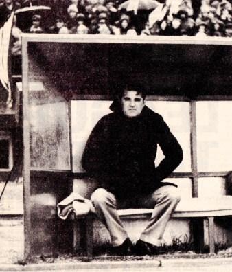 Miljan Miljanic, Real Madrid 1974