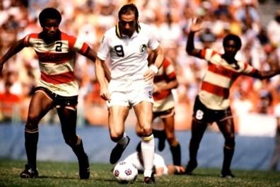 American Soccer - Soccer Bowl 80 - New York Cosmos v Fort Lauderdale Strikers