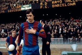 Cruyff, 1977 Nou Camp