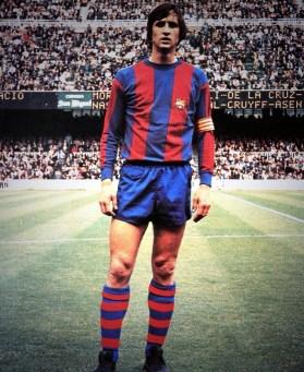 Cruyff, Barcelona-5