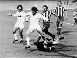 European Cup Final, Bayern Munich v Atletico Madrid 1974