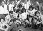 1974 Intercontinental Cup, Atl Madrid v Independiente