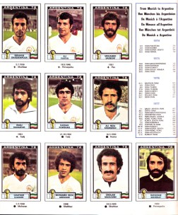 World Cup 1978 Iran 2